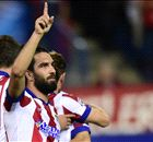 CHAMPIONS | Arda Turan acabó con la Juventus en el Calderón