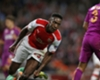 Arsenal 4-1 Galatasaray: Welback treble