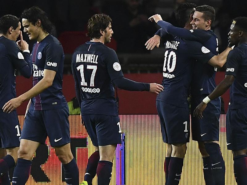PSG-OL (2-1) : les notes des joueurs parisiens