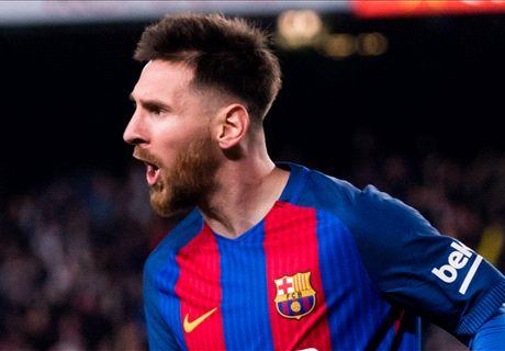 Leo Messi, o dirigente