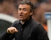 Barcelona head coach Luis Enrique