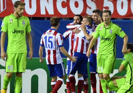 Player Ratings: Atletico 1-0 Juventus