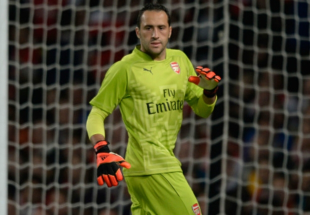 Ospina out for up to three months, confirms Wenger