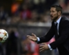 Simeone: No excuses after Juventus