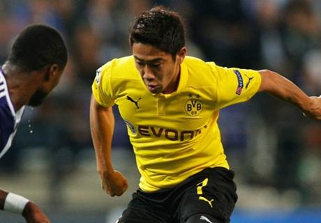 Defour: Dortmund among Europe's best