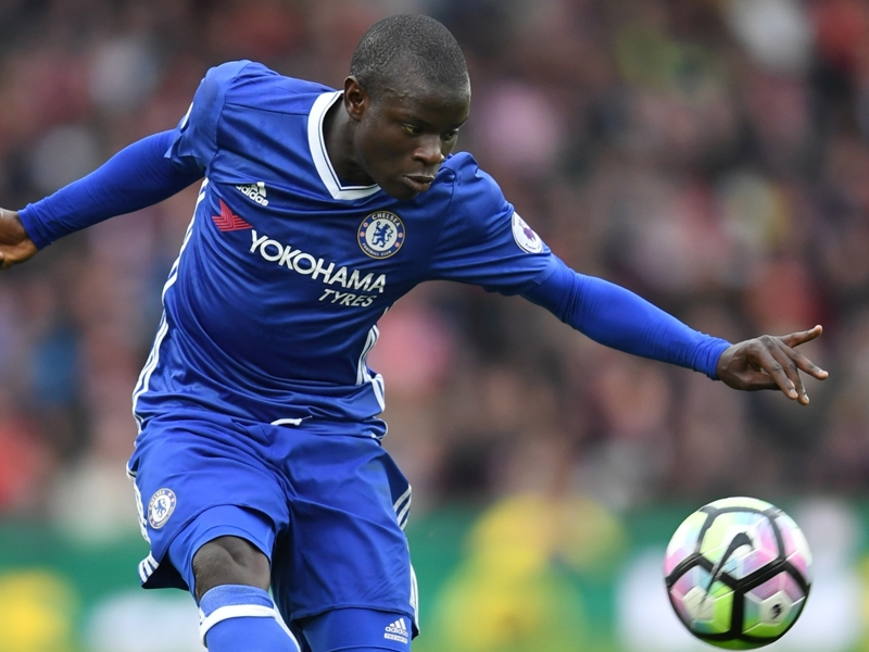 Chelsea, N'Golo Kanté remporte un nouveau prix