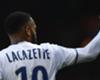 Alexandre Lacazette PSG Lyon Ligue 1 19032017