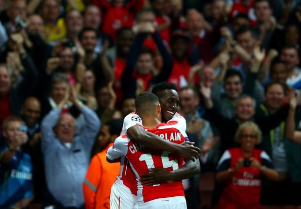 Oxlade-Chamberlain & Chambers hail Arsenal hat-trick hero Welbeck