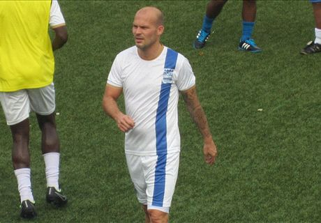 Ljungberg: I want to help Indian footballers
