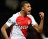 Monaco forward Kylian Mbappe