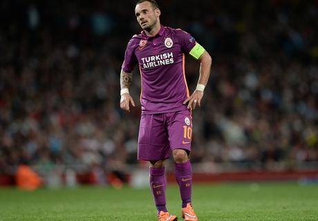 El United se haría con Sneijder en enero