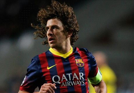 Barca-City is clash of favourites - Puyol