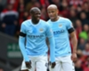 Kompany jumps to Toure defense
