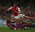 Goal e non solo: la notte Champions in foto