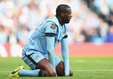 Man City scouting for new Yaya Toure