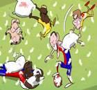 Cartoon: 'Soft' Liverpool fall to Basel defeat