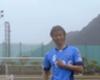 VIDEO: J-League star's crazy crossbar challenge