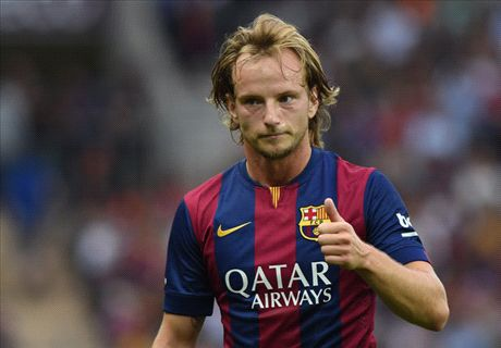 Rakitic: It's an honour to play with Xavi