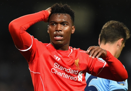 Liverpool confirm Sturridge setback