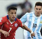 Le Chili, cauchemar de Messi et de l'Argentine
