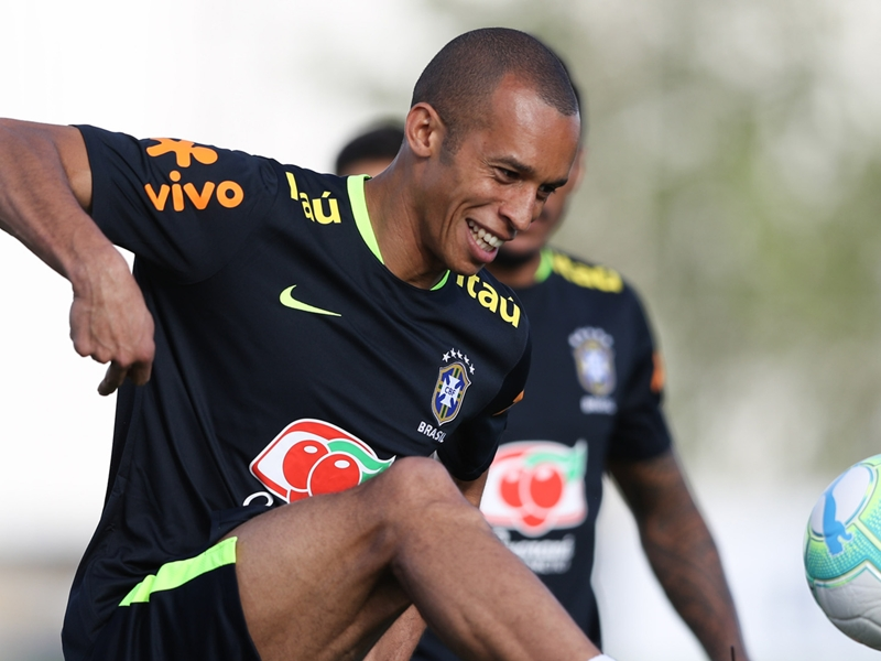 New Brazil are organised, focused, fighting from the front - Miranda