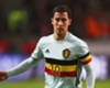 Belgium attacker Eden Hazard