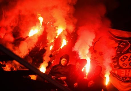 Ligue des Champions : des fans du Borussia Dortmund attaqués à Istanbul