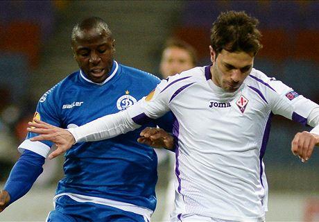 Report: Dinamo Minsk 0-3 Fiorentina