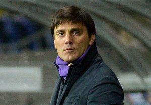 Vincenzo Montella è alla seconda stagione sulla panchina della Fiorentina