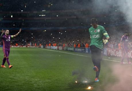 UEFA investiga a Dortmund, Galatasaray y Basilea