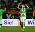 Watch De Bruyne's stunning volley!