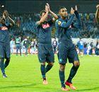 Ratings: Slovan Bratislava 0-2 Napoli
