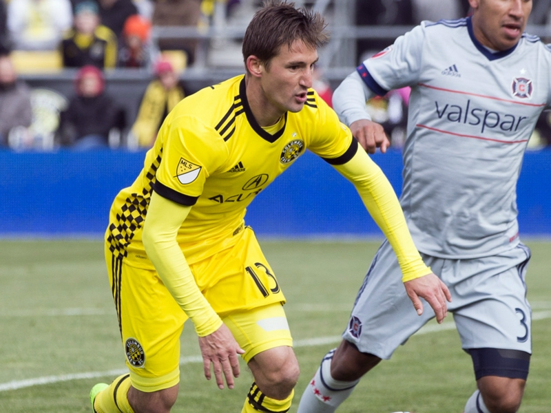 Goal USA Podcast: Ethan Finlay aims for resurgent Crew campaign in hopes of USMNT recall