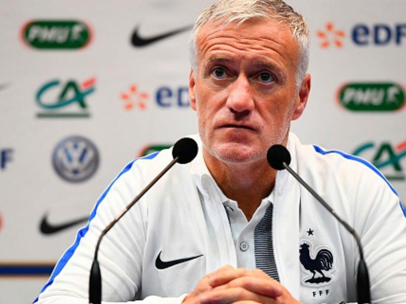 """France-Espagne - Didier Deschamps : """"On se rapproche des exigences du haut-niveau"""""""