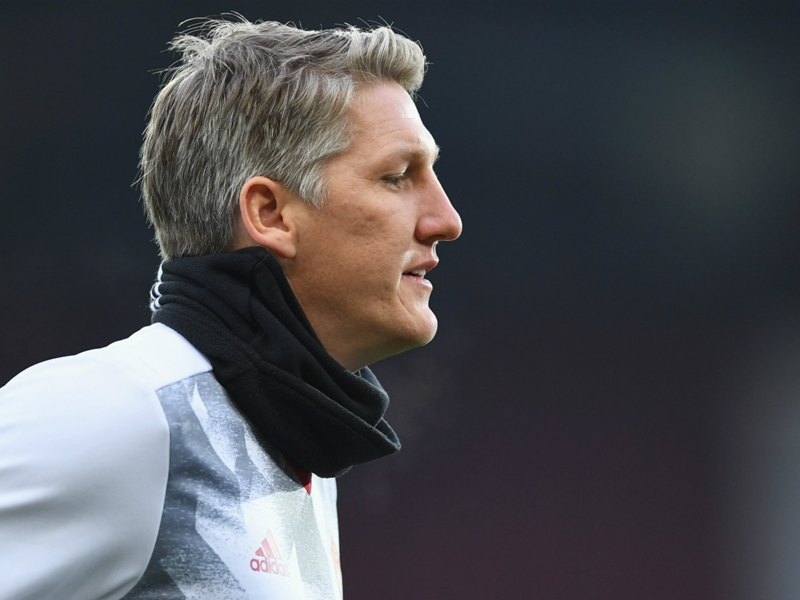 'I hope he has a wonderful time' - Robben supports Schweinsteiger in swapping Man Utd for MLS