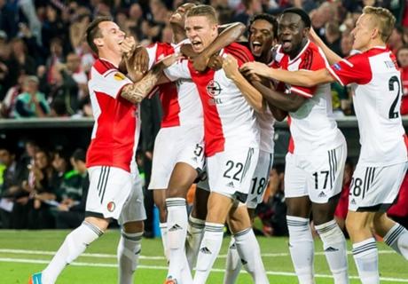LIVE! Rijeka - Feyenoord 0-0
