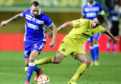 Match Report: Villarreal 4-0 Apollon
