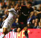 Ratings: Tottenham 1-1 Besiktas
