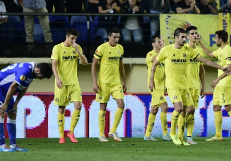 Player Ratings: Villarreal 4-0 Apollon
