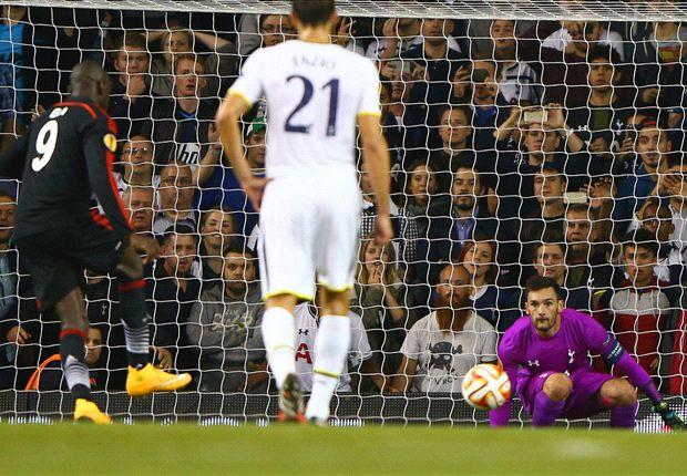 Tottenham Hotspur vs Besiktas