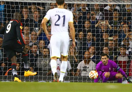 Match Report: Tottenham 1-1 Besiktas