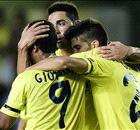 Live: Villarreal 1-0 FC Zurich