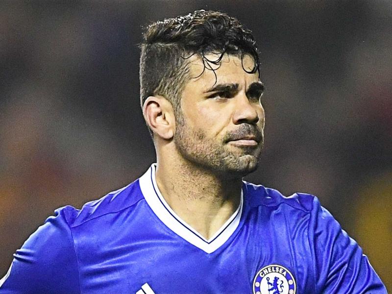 """VIDÉO - Diego Costa : """"Je suis plus calme cette année"""""""