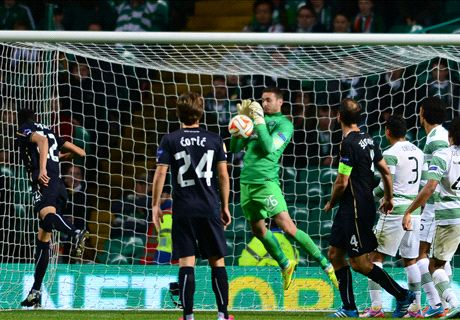 LIVE: Celtic vs Astra