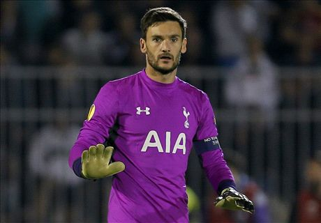 Lloris: We didn't deserve to win