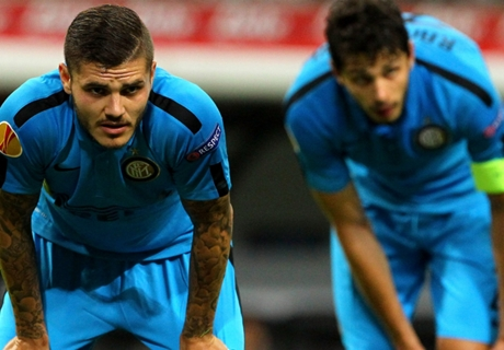Inter - Napoli, duelo de necesitados