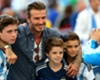 Could Beckham's kids be footballers?