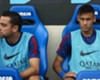 Xavi not content with bench role