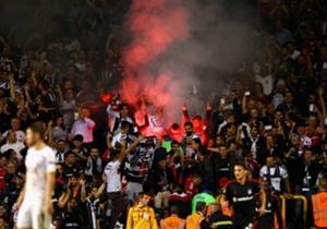 Besiktas-Fans waren eine treibende Kraft in Demonstrationen gegen Erdogan