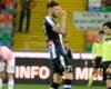 """Udinese, Thereau spegne la polemica: """"Indice alla bocca? Non ce l'avevo con i tifosi"""""""